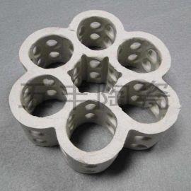供应轻瓷多齿旋转环填料