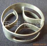 供应金属内弯弧型筋角扁环  填料