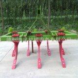 雙彈簧拉緊中耕機玉米豆類中耕鬆土機械 耐用中耕機