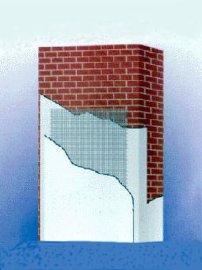 外牆外保溫專用網格布(120-300g)