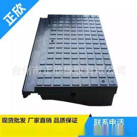橡胶平交道口板 铁路橡胶道口板