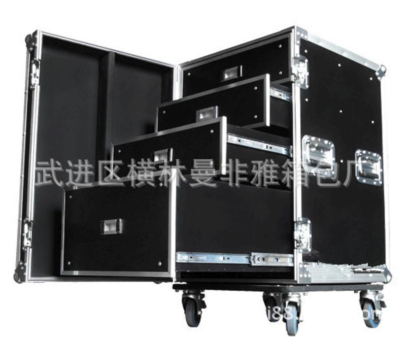 实不实用只有用铝才知道美不美只有做了才知道航空铝箱  航模铝箱