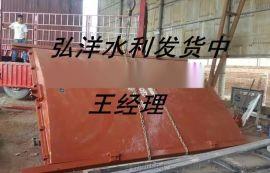 丹阳1500*1500mm电动单止水铸铁闸门
