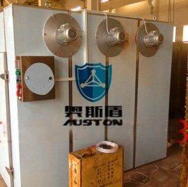 批量生产热风循环烘箱 不锈钢药用型GMP烘箱 高产通用