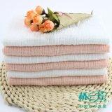 褶皱浴巾抱被纱布,桥一芳双层纯棉纱布