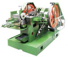 二模三冲螺栓零件冷镦机
