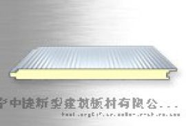 中捷彩钢聚氨酯夹芯板