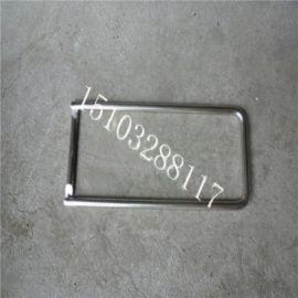 手术室专用器械架子 折叠器械串 器械篮U型架规格