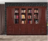 整体书柜 欧式书柜 全铝书柜 整体定制 洁伟特全铝家居
