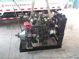 潍坊4105柴油机离合器皮带轮压盘摩擦片62千瓦