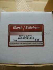 MARSH BELLOFRAM的T50过滤减压阀