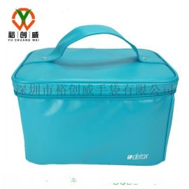 PVC皮革 保温冰包 午餐袋 优质