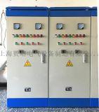 7.5kw一控二ABB變頻控制櫃,恆壓變頻供水櫃