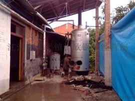 绵阳某洗涤厂安装的煤蒸汽锅炉