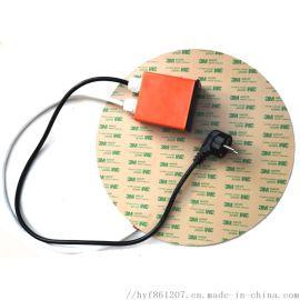 硅橡胶加热板硅胶电热圈发热片 带温控恒温