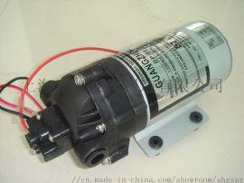 光正微型隔膜泵,微型泵,直流泵(DP系列)