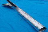 铝箔玻纤隔热管