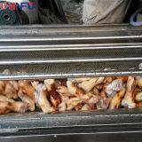 鑫富供应  猪蹄毛辊清洗机  芋头毛辊去皮清洗机