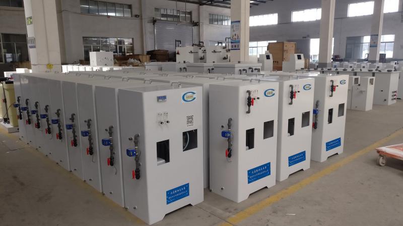 莆田饮用水消毒设备/饮水次氯酸钠发生器