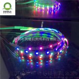 LED幻彩跑马灯带3535-60珠内置IC