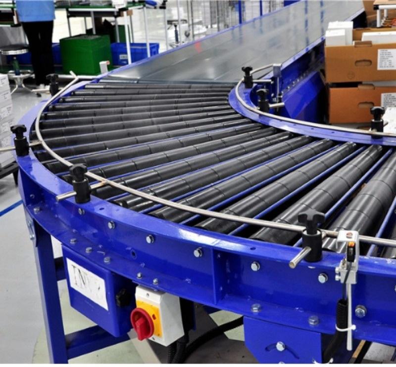 佛山滾筒流水線可銜接和配套所有設備的裝配線