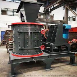 现货供应高效制砂机 煤矸石立轴式制砂设备