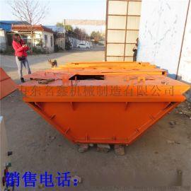 渠道现浇成型机 全自动水渠滑膜机