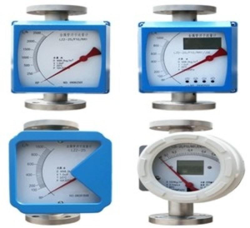 防腐遠傳金屬轉子流量計
