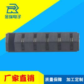 大电流锂电池连接器5PIN电源快速插拔件5芯座子