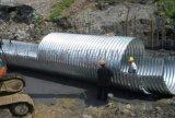 镀锌金属钢波纹涵管 钢波纹管涵 量大从优