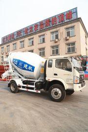 混凝土罐车价格,8m3搅拌运输车