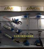首选工具展架供应商 最低价的油锯展架地钻展台
