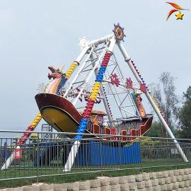 海盜船遊樂設備工作原理 大型海盜船多少錢一臺