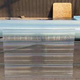 供应FRP防腐瓦 采光板采光瓦 耐酸防冰雹透明瓦