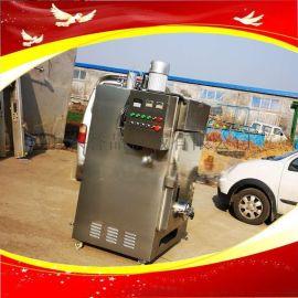 豆干烟熏机器快速上色烘烤糖熏炉操作视频图片