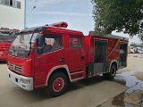 东风多利卡4吨水罐消防车现货直销