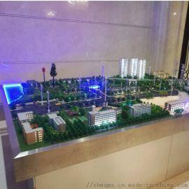 城市道路沙盘模型城市交通沙盘模型定制通信铁塔模型