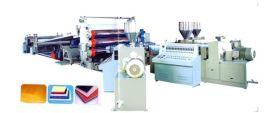 PVC免漆板/发泡板生产线