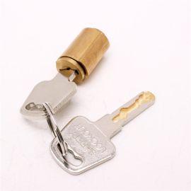 锁芯 户外62铜材质挂锁锁芯 AB管理办公用挂锁锁芯产地货源