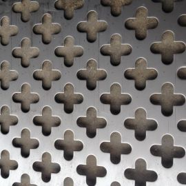 加工不锈钢孔板304 喷塑走廊**楼梯冲孔装饰网板