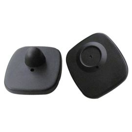 EAS配件 EAS超市防盗标签 EAS防盗射频小方标签8.2M
