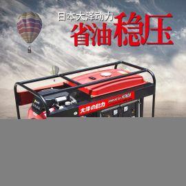 大泽动力TOTO300A汽油发电电焊机一体机焊机