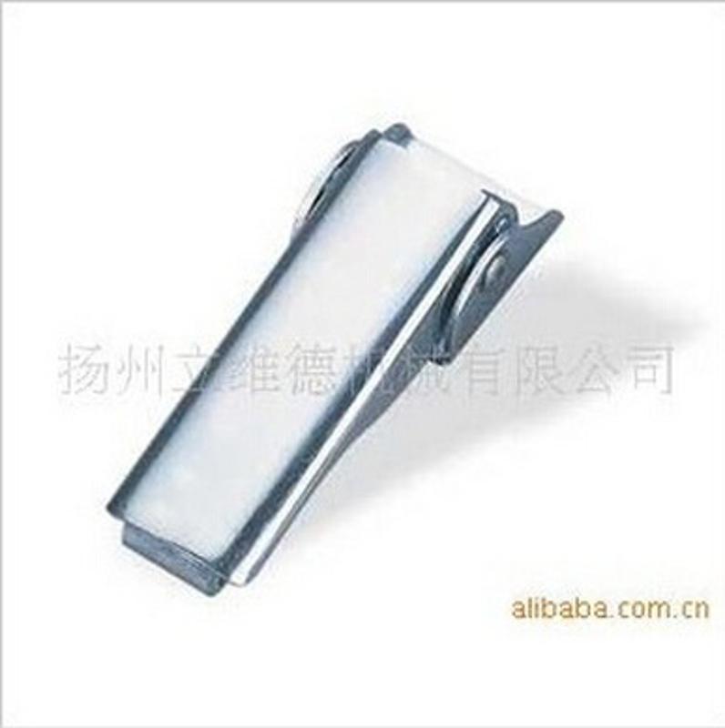 h厂家直销 供应 高质量 不锈钢调节搭扣 不锈钢弹簧搭扣