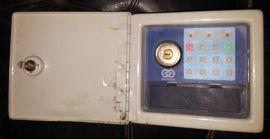 双人电子密码锁