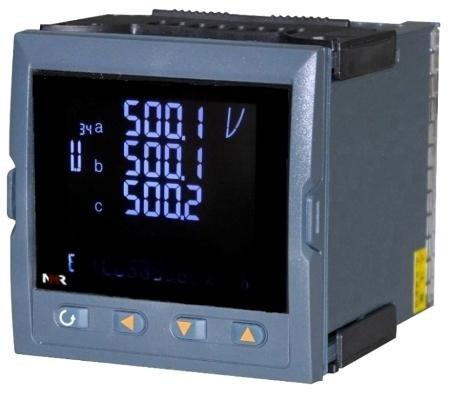 虹润公司产品NHR-3500系列液晶综合电量集中显示仪