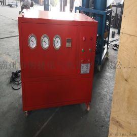 霸州明捷电力SF6气体回收装置抽气速率≥40m3/h
