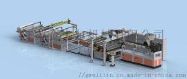 POE聚烯烃太阳能胶膜生产线