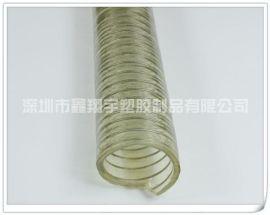 耐油输送管,PVC钢丝管,透明钢丝输送管