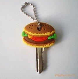 pvc软胶钥匙套