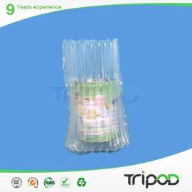 加工定制10柱奶粉气柱袋,物流缓冲气柱袋